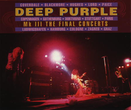 Deep Purple - La historia en fotos