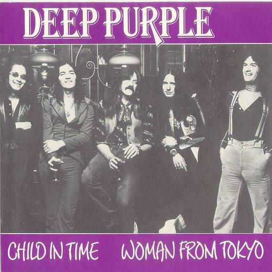 Deep Purple — Child In Time — слушать бесплатно, текст