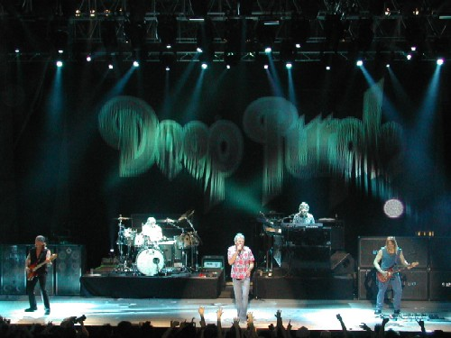 Deep Purple live in Italy 2007