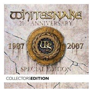 Whitesnake 1987 Anniversary Edition cover