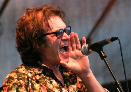 Glenn Hughes at the Hell Music festival, Hell, Norway, 2007.