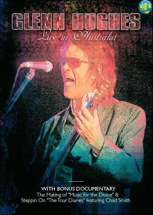 Glenn Hughes - Live in Australia cover