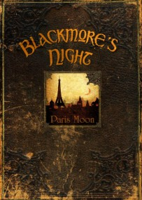 Blackmore's Night: Paris Moon DVD cover