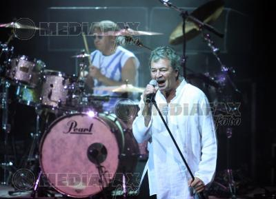 Deep Purple in Tirana, Albania on March 4, 2007
