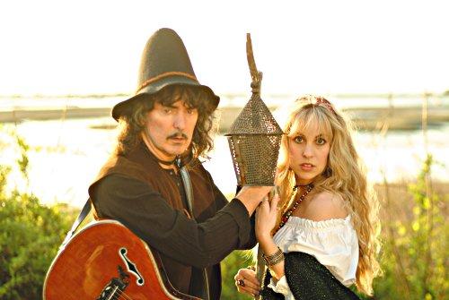 Blackmore's Night promo picture (circa 2003)