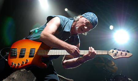 Roger Glover. Photo © Nick Soveiko 2005.
