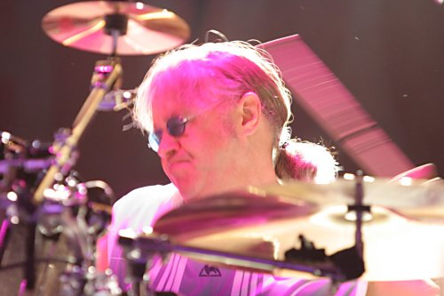 Ian Paice. Photo © 2005 Nick Soveiko