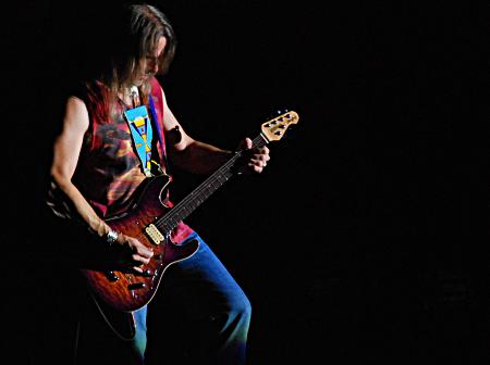 Steve Morse. Photo © Nick Soveiko 2007.