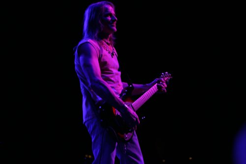 Steve Morse. Photo © Nick Soveiko.