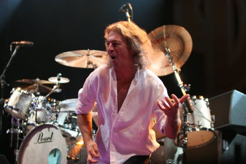 Ian Gillan. Photo © 2005 Nick Soveiko.