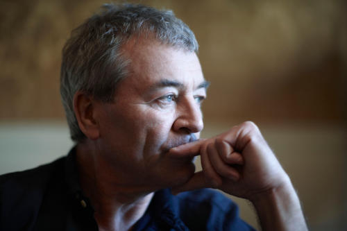 Ian Gillan, promo for One Eye To Morocco. Photo courtesy of Jess! PR.