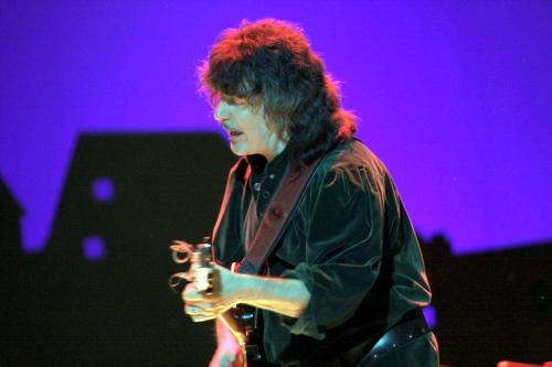 Ritchie Blackmore, St.Petersburg June 11, 2008. © 2008 http://spblife.info/, used with permission.