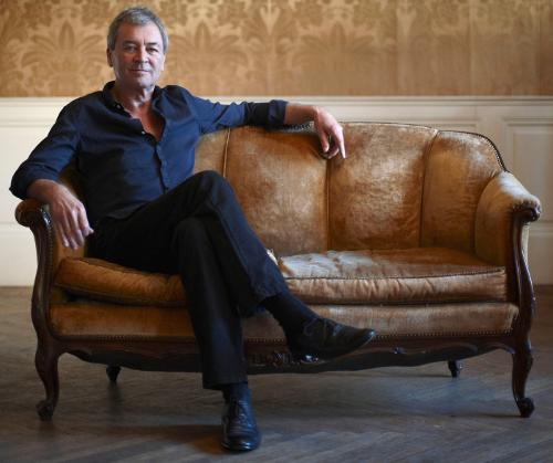 Ian Gillan, One Eye To Morocco promo photo; image courtesy of Jess! PR.