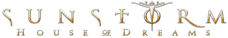 Sunstorm House of Dreams logo. Image courtesy of Frontier Records.