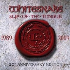 Whitesnake Slip of the Tongue 20th Anniversary cover
