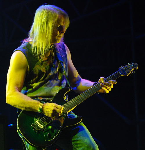 Steve Morse 2009. Photo: Nick Soveiko CC-BY-NC-SA