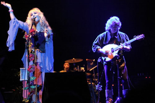 Blackmore's Night; Photo © 2008 http://spblife.info/ , used with permission.