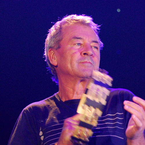 Ian Gillan, Muehldorf, Germany, June 13, 2009. Photo © Nick Soveiko CC-BY-NC-SA.
