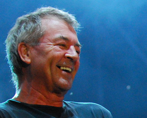 Ian Gillan, Mühldorf, June 13 2009; © Nick Soveiko CC-BY-NC-SA