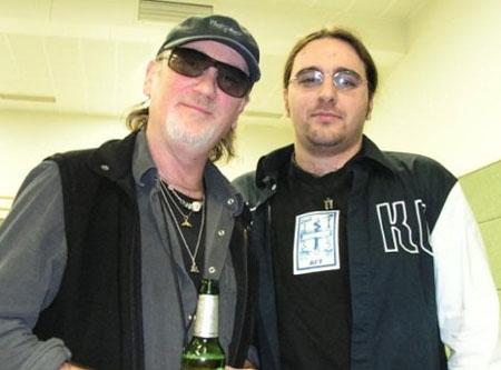 Roger Glover + Bernhard Welz