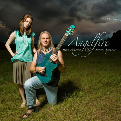 Angelfire, cover
