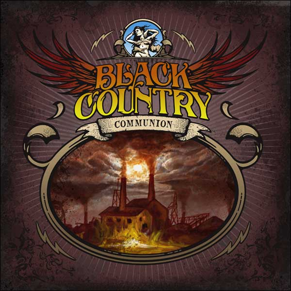 Black Country Communion Album Artwork