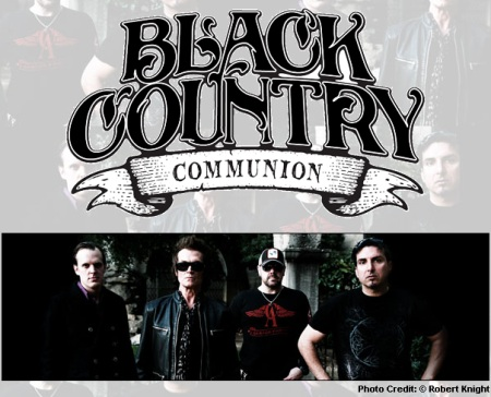 Black Country Communion promo picture