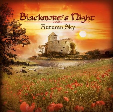 Blackmore's Night Autumn Sky cover art