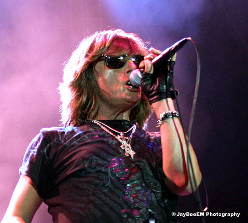 Joe Lynn Turner; photo: JayBeeEM Photography