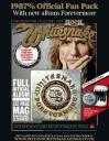 Whitesnake Forevermore fan pack