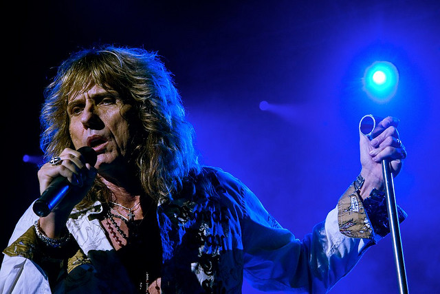 David Coverdale at the Waerdse Tempel, the Netherlands, 2009; photo Arthur Nazarian http://www.fotovriend.nl/, cc-by-nc-nd