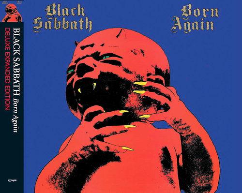 Born Again Deluxe edition cover art; image courtesy of black-sabbath.com