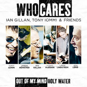 WhoCares, Out Of My Mind cover artwork; image courtesy of earMusic/edel