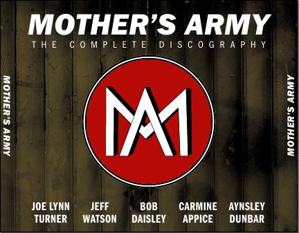 Mother's Army — The Complete Discography cover art
