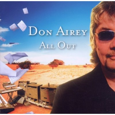 Don Airey — All Out cover art