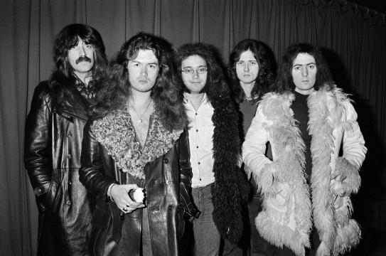 Deep Purple KB Hallen 1974