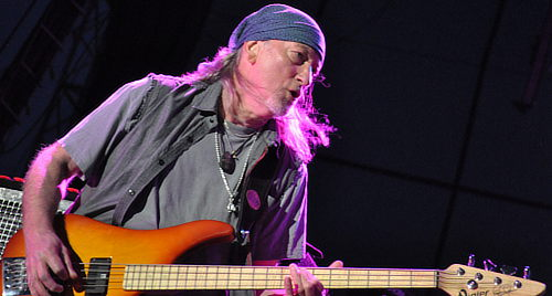 Roger Glover, Quebec City, June 4, 2011; Photo © Nick Soveiko CC-BY-NC-SA