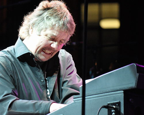 Don Airey, Quebec City, June 4, 2011; photo © Nick Soveiko CC-BY-NC-SA