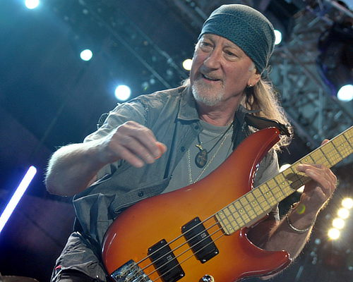 Roger Glover, Quebec City, June 4, 2011; © Nick Soveiko CC-BY-NC-SA