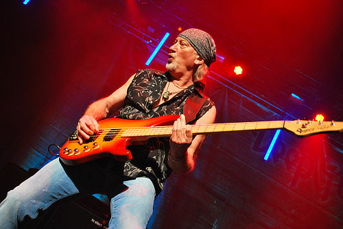 Roger Glover, Kingston, Canada, Feb 9 2012; photo © Nick Soveiko cc-by-nc-sa
