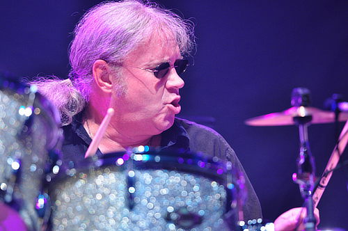 Ian Paice, Ottawa, Feb 8 2012; Photo © Nick Soveiko CC-BY-NC-SA