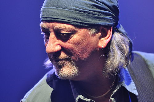 Roger Glover, London, Ontario, Feb 11, 2012; photo © Nick Soveiko cc-by-nc-sa