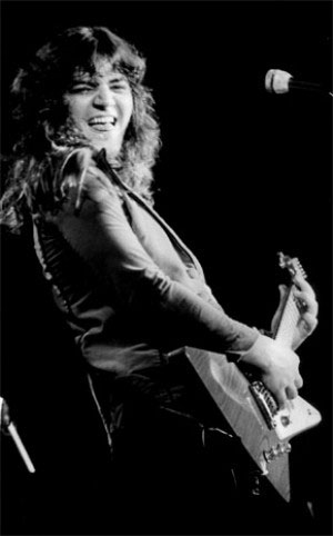 Tommy Bolin; image courtesy of 429 Records