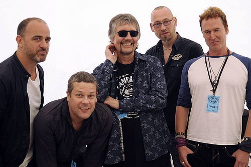 Don Airey & Friends 2012; photo courtesy of Nathan Sage