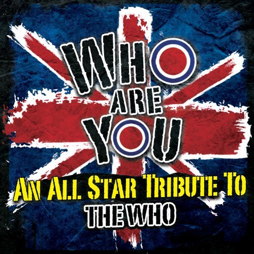 Who Are You tribute cover art