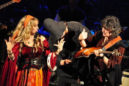 Blackmore's Night in Tarrytown, NY, Oct 25, 2012; photo © Nick Soveiko CC-BY-NC-SA