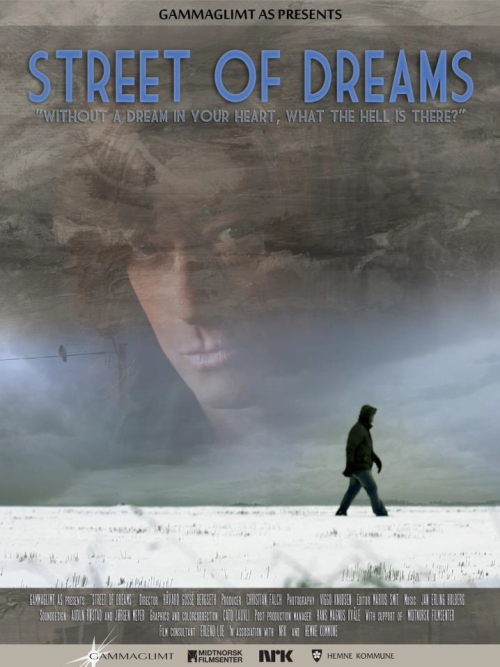 Street of Dreams documentary artwork; image courtesy of Gustavo Solinas