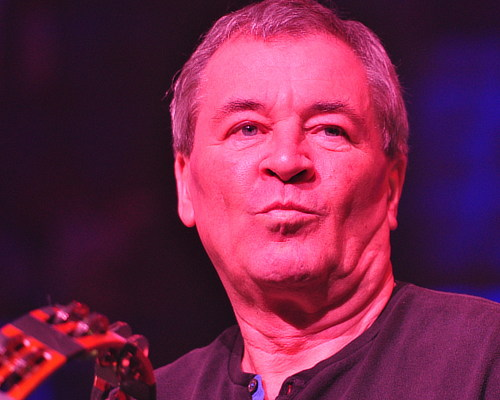 Ian Gillan, London, Ontario, February 11, 2011; photo © Nick Soveiko cc-by-nc-sa