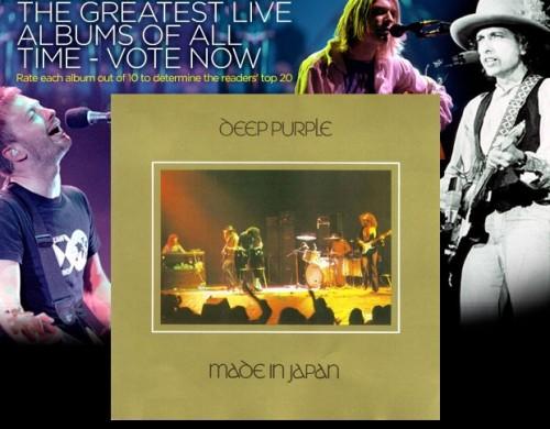 Greatest Live Album NME