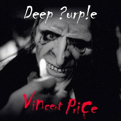 Vincent Price CD artwork; image courtesy of Edel/earMUSIC